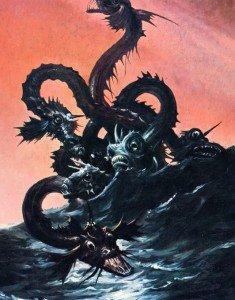 (15) Apocalypse: La trinité diabolique, La Bête de la Mer dans religion 27-bestiadelmare-235x300
